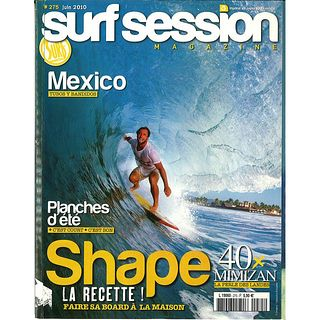 Surf Session Magaine 275
